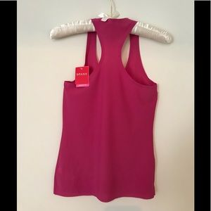 Spanx Racerback Tank Sz S/P - New with Tags